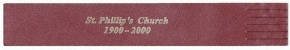 Printed Promotional Leather Bookmarks