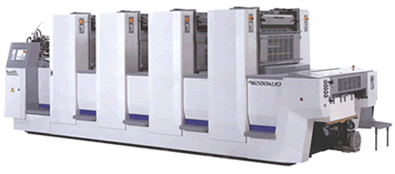 Lithographic Printing Machine